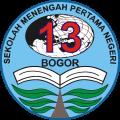 Logo SMP Negeri 13 Bogor